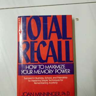 How to Maximize your Memory Power