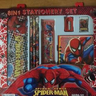 Spiderman Set