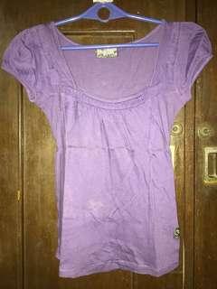 Jag Purple Blouse