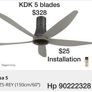 Kdk celling fan