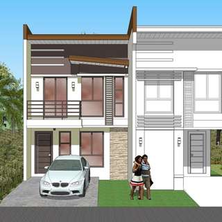 North Olympus Subd. Ready For Occupancy house and Lot