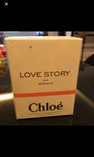Chloe love story 50 ml authentic