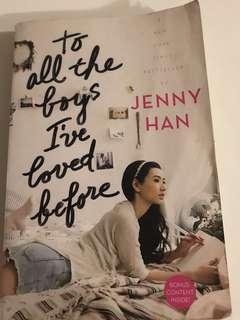 Jenny Han Books ( series )