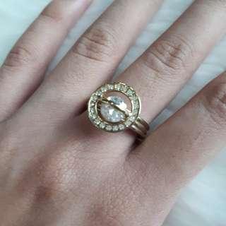 Swarovski Cubic Zirkonia Ring