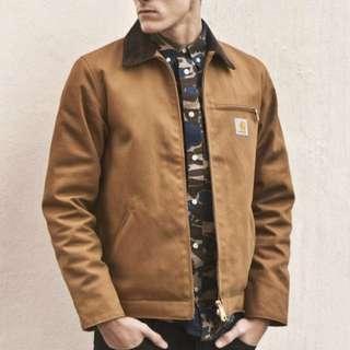 🚚 🇺🇸美國帶回 carhartt 工作外套 夾克 traditional duck work jacket