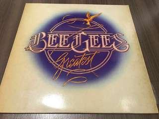 BEE GEES Greatest Hits Vinyl Double LP