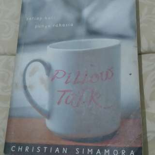 Preloved Novel-Christian Simamora