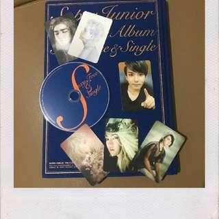 Album Super Junior Sexy, Free and Single.