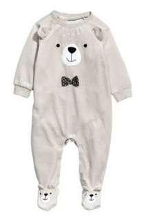 Onsies sleepwear bear