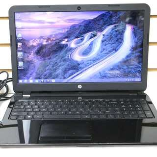 Very New HP 15 Large Display G4 Laptop