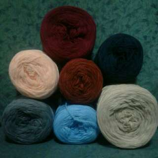 ONHAND YARNS : INDOPHIL AND FINE COTTON