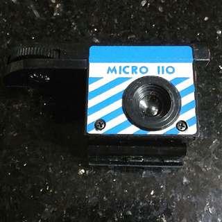 micro 110 film camera