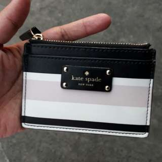Repriced!Authentic Kate Spade small wallet/card holder