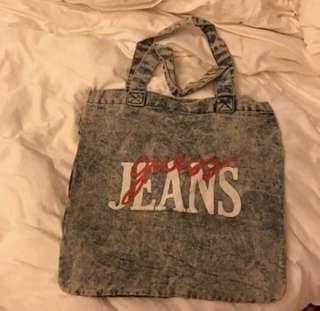 Guess shoulder bag authentic