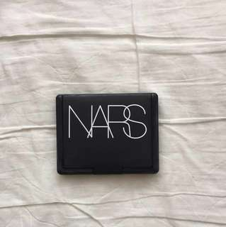 *REDUCED* Nars blush deep throat travel size