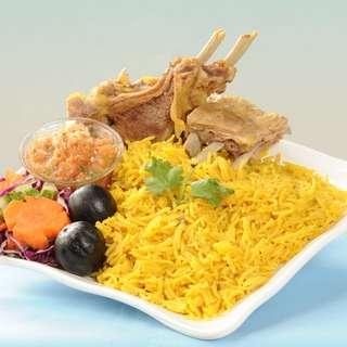 Nasi Arab Mandy Kambing Al Bayt
