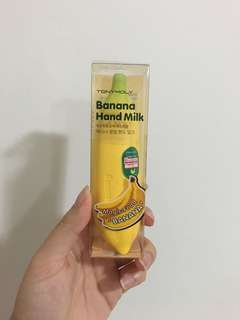 Banana Milk Handcream Tonymoly