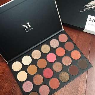 Morphe 24G Glam Palette