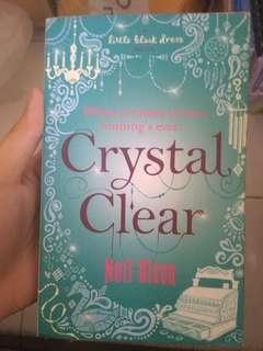 Crystal Clear by Neil Dixon #bajet20