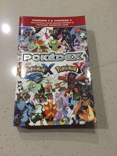 Pokemon X And Y Book