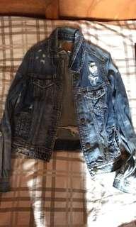 Tatterred Jacket