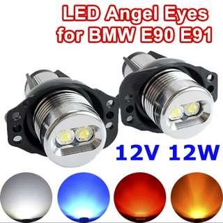 Bmw angel eyes light bulb (RED COLOUR)