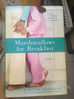 Marshmallows for Breakfast by Dorothy Koomson #bajet20