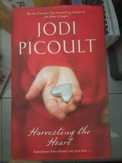 Harvesting the Heart by Jodi Picoult #bajet20