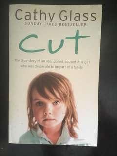 Cut by Cathy Glass #bajet20