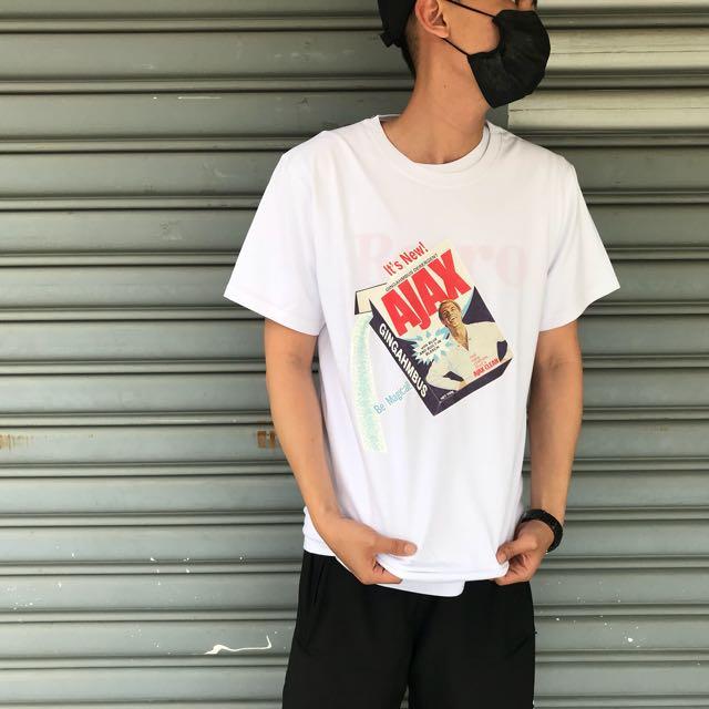 2052 Agari its new 相片 人物 短袖 t恤 短t
