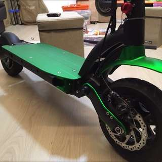 Scooter Wrapping Service
