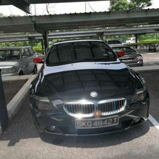 BMW 645 2008