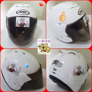 2003***ARC Helmet For Sale 😁😁Thanks To All My Buyer Support 🐇🐇 Yamaha, Honda, Suzuki