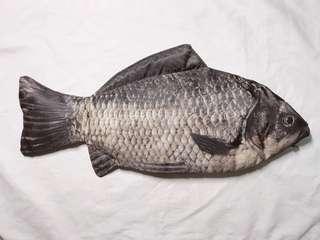 Funny fish shape pencil case
