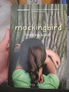 Mockingbird by Kathryn Erskine #bajet20