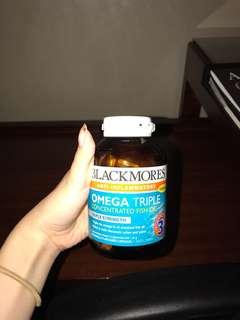 Blackmore omega triple fish oil
