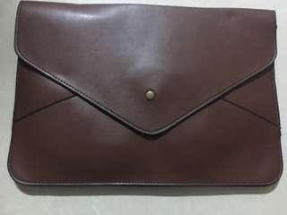 Leather Bag folder bag