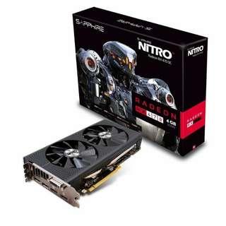 🚚 SAPPHIRE NITRO+ Radeon™ RX 470 4G D5 OC