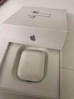Apple AirPods box (no EarPods)