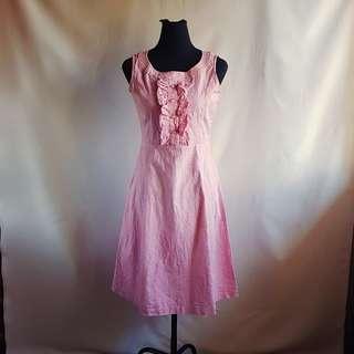 HQ Pink Lacy Kawaii Inspired Dress