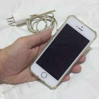 iPhone 5S 16GB Smart-locked