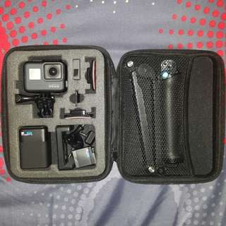 GoPro package for professional video making