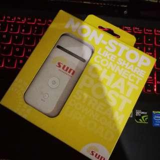 Sun Pocket Wifi (Good as new)