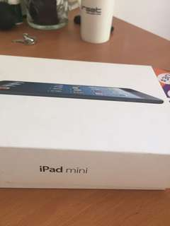 32GB iPad mini, 1st generation wifi
