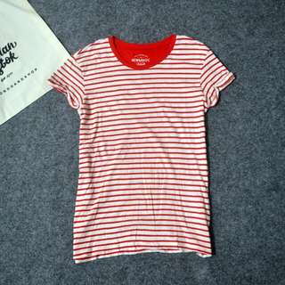 New & Basic striped tshirt