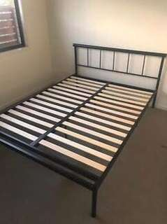 Brand new Olivia Queen Bed with mattress