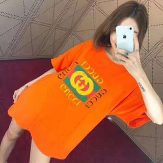 Gucci orange tee