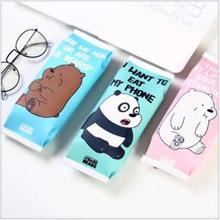 We Bare Bears Back To School Kit