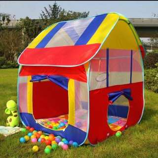 Play tent(balls not included)