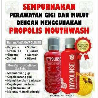 Joypolinse obat kumur propolis